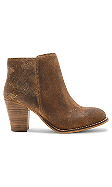 Clavichord II Bootie Leather in Cognac Puma