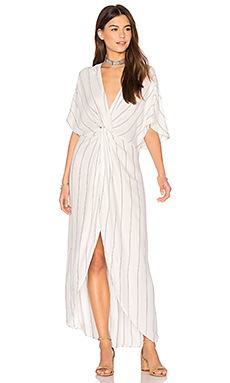 ROBE MAXI GET TWISTED