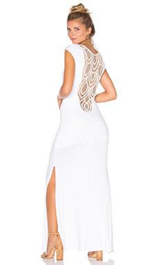 Talente Dress en Blanc