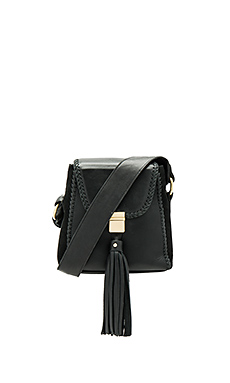 The Milla Braid Bag en Noir
