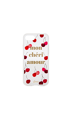 Mon Cheri iPhone 7 Case – 清除