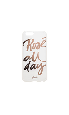COQUE POUR IPHONE6 ROSE ALL DAY