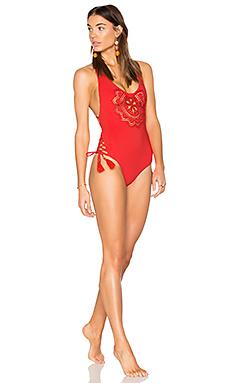 SASHA 一件式泳衣