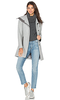 Jana Coat in Ash