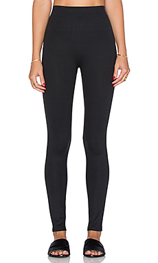 Essential Leggings en Very Black