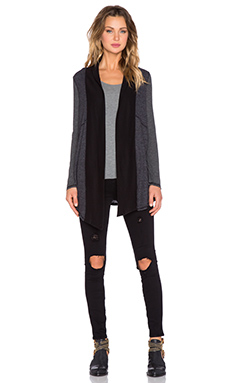 GILET HEATHERED THERMAL