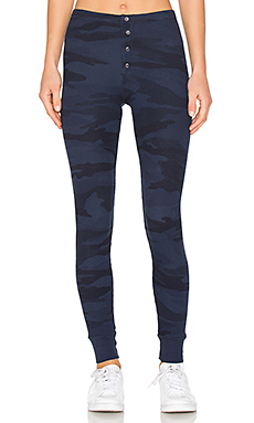 LEGGINGS THERMAL CAMOUFLAGE