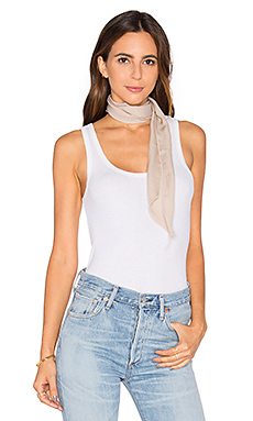 Nordic Thermal Scoop Tank en Blanc