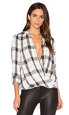 Eastridge Plaid Shirt en Blanc
