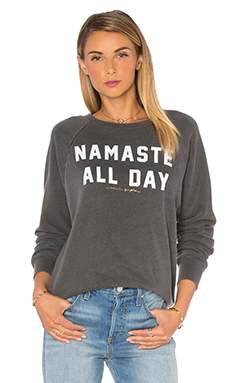 PULL NAMASTE ALL DAY