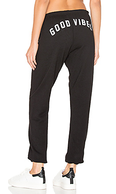 PANTALON SWEAT GOOD VIBES ARCH