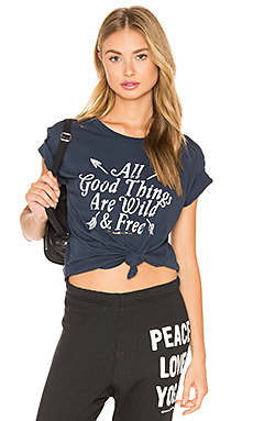 T-SHIRT DE CONCERT ALL GOOD THINGS