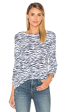 T-SHIRT MAILLE JERSEY FLAMMÉE MANCHES LONGUES