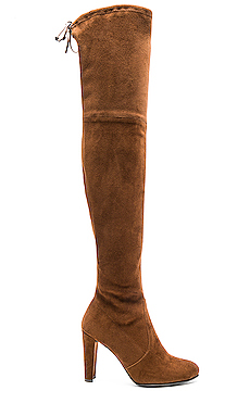 Highland Boot in Walnut