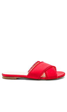 Edgedout Slide en Rouge