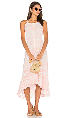 CABO BOUND 高低式连衣裙
