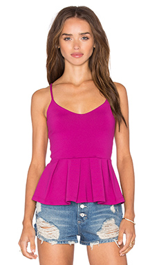 Casey Tank in Bombshell Pink