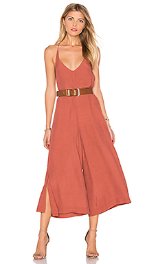 Natalie Jumpsuit in Salmon