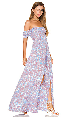 ROBE MAXI HOLLIE