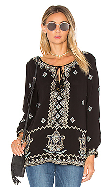 Megan Blouse en Or