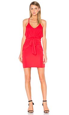 Gabrina Mini Dress in Red