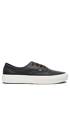 Authentic Decon Sneaker en Black & Blanc De Blanc