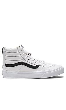 SK8-HI SLIM 拉链运动鞋