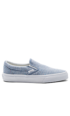 SNEAKERS SLIP-ON CLASSIC