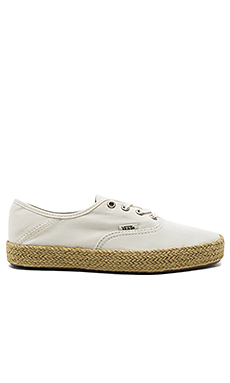Authentic Espadrille en Marshmallow