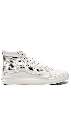 SK8-HI DX 窄镂空运动鞋