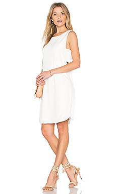 Eugenia Tank Dress in Cream