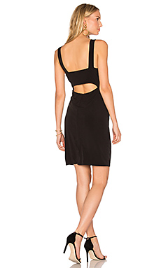 Rosemary Bodycon Dress in Black