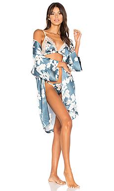 Kimono en Hibiscus