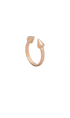 Ultra Midi Mini Titan Ring en Rosegold