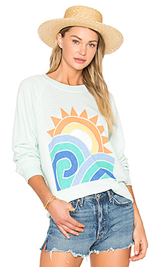Sun and Surf Top en Iced Mint