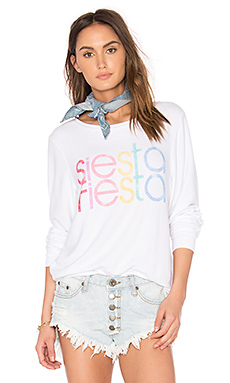 Siesta Fiesta Top in Clean White