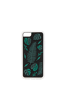 Fern Embroidered iPhone 6/7 Case in Fern
