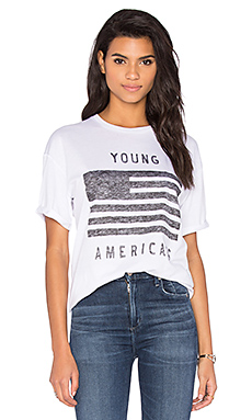 T-SHIRT YOUNG AMERICANS